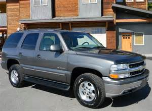 2001 Chevrolet Tahoe Lt 2001 Chevrolet Tahoe Pictures Cargurus