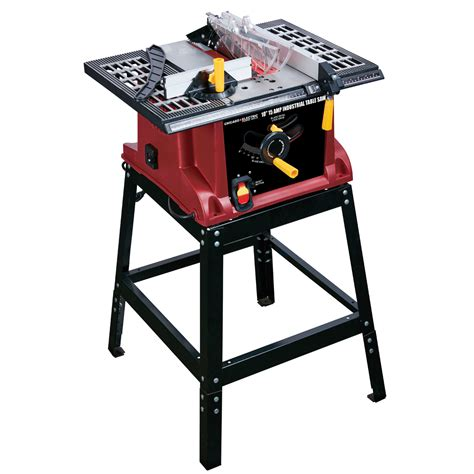 harbor freight bench 10 in 15 amp benchtop table saw