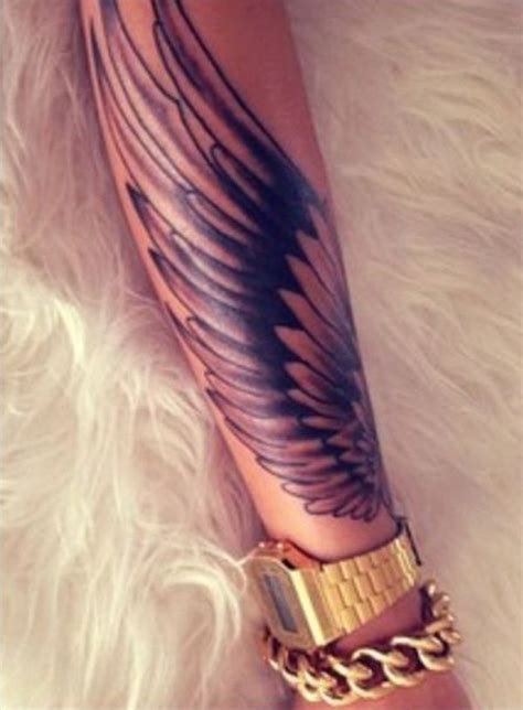 tattoo wings hand wing on forearm tattoo venice tattoo art designs