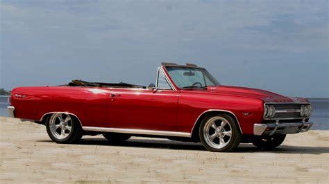 1965 malibu convertible 1965 chevrolet malibu ss convertible w252 kissimmee 2012