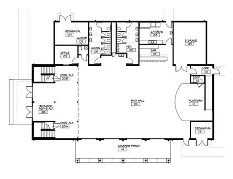 marriage hall floor plan event barn floor plans the barn pugh auditorium shorty s