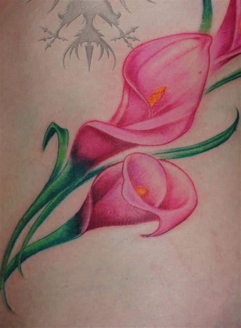 calla lily tattoo designs calla the o jays