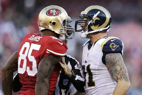 st louis rams vs san francisco 49ers 2014 49ers vs rams complete week 6 preview for san francisco