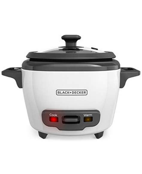 Black Decker Automatic Rice Cooker 1 8 Liter 700 Watt Rc 1860 B1 black decker rc503 3 cup rice cooker and warmer electrics kitchen macy s