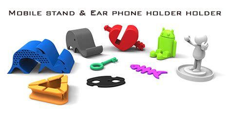 Sale Holder Mobil Model Angsa mobile phone stand and ear phone holder by hardik