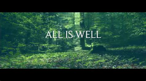 All Is Well all is well lyric joshua aaron