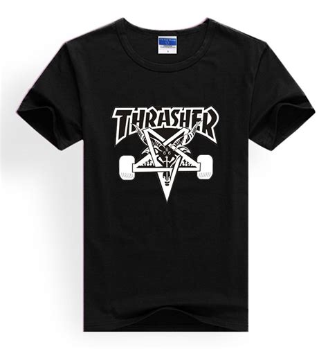 thrasher font none popular thrasher tshirt buy cheap thrasher tshirt lots