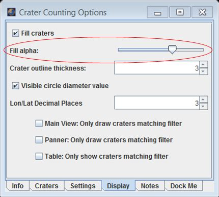 pattern java alphanumeric crater counting layer jmars java mission planning and