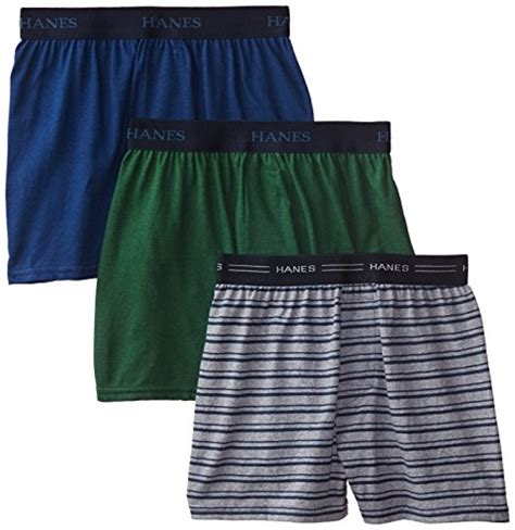 hanes comfort flex hanes boys 3 pack ultimate comfort flex solid knit boxer