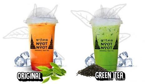Teh Thailand meneguk peluang basah bisnis teh thailand