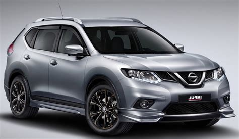 New Nissan X Trail 2018 by 2018 Nissan X Trail Comes With A Richer Feature