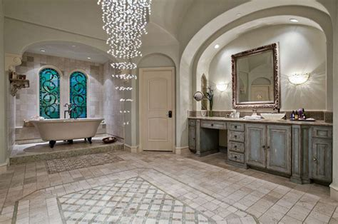 Bathroom Auction by Chateau Inspired Mansion Is Heading To Auction