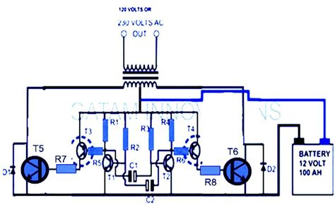 electric fence energizer wiring diagram electric fence