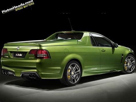 vauxhall vxr8 ute re hsv maloo gts s fastest ute page 1 general