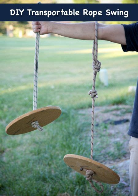 how to make a tyre swing seat how to make a tire swing seat woodworking projects plans