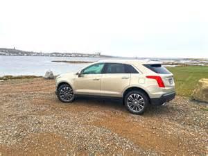 Cadillac Island No Car Is An Island Testing Out The 2017 Cadillac Xt5