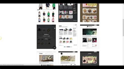 part three changing your shopify theme and design youtube part three changing your shopify theme and design youtube