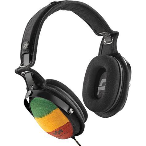 House Of Marley Headphones by House Of Marley Rise Up Ear Headphones Rasta Em