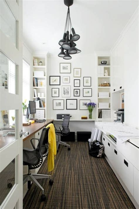 black and white home design inspiration decorating a black white office ideas inspiration