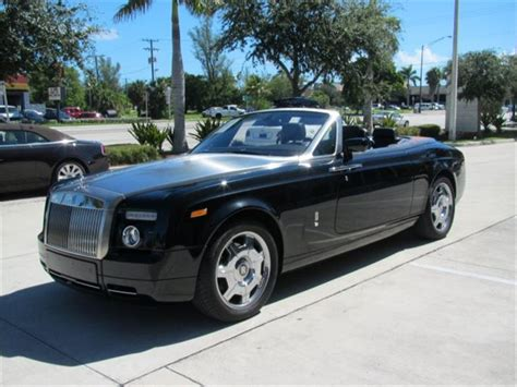 2009 rolls royce phantom drophead coupe for sale gc