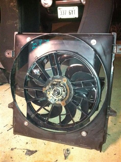 ford ranger electric fan conversion kit e fan conversion ranger forums the ultimate ford