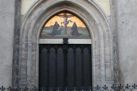 The Wittenburg Door by Wittenburg Door Wittenburg Church