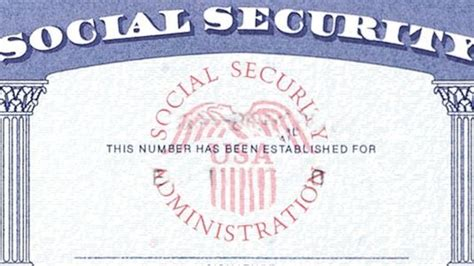social security card template pdf social security halts effort to collect debts