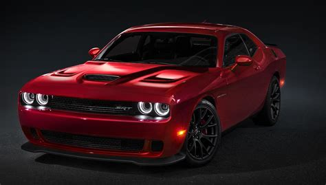 2017 Dodge Challenger Srt Hellcat Red Colors Msrp Price