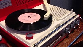 Image result for Nivico Turntable. Size: 280 x 160. Source: www.youtube.com