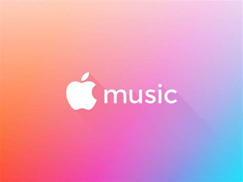 apple music apple music rebrand by jonathan hasson dribbble