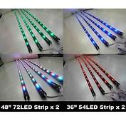 LED Underbody Car Lights And Wireless Remote  IJDMTOY