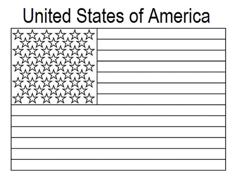 coloring pages united states flag american flag coloring pictures