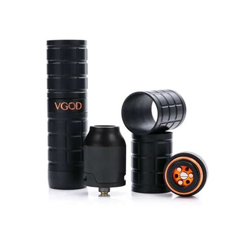 Harga Mechanical Mod Authentic vgod pro mechanical mod authentic daftar harga