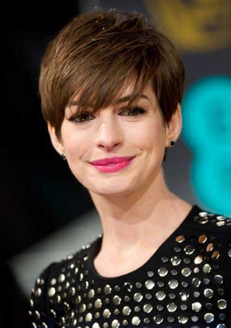25  Best Anne Hathaway Pixie Cut   Pixie Cut 2015