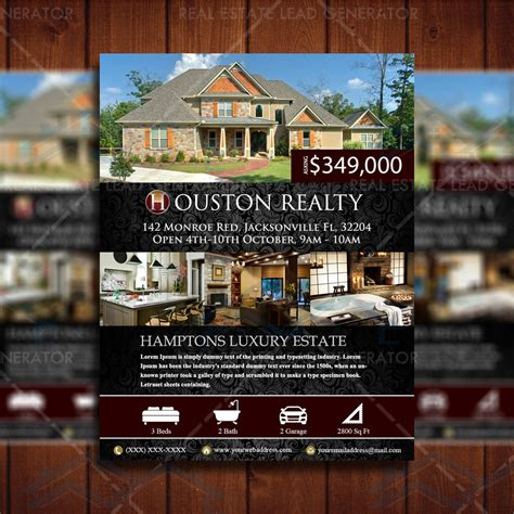 mls house listing elegant real estate listing design real estate lead generator