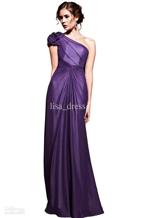 Evening Purple Dresses   Prom Dresses 2018