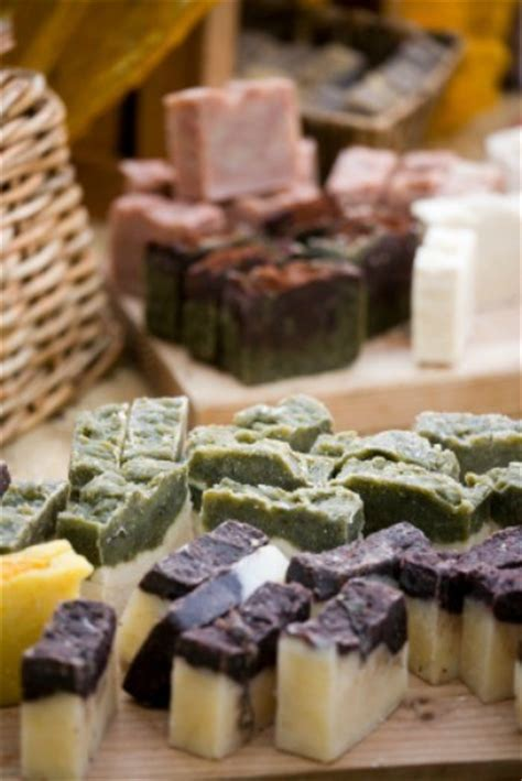 Selling Handmade Soap - selling crafts at craft shows thriftyfun