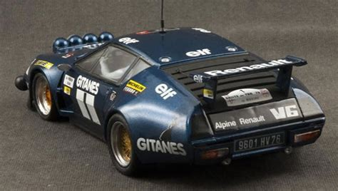 renault alpine a310 rally team slot l alpine a310 v6 gr5 version rallye du var