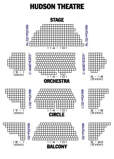 ethel barrymore theatre  york