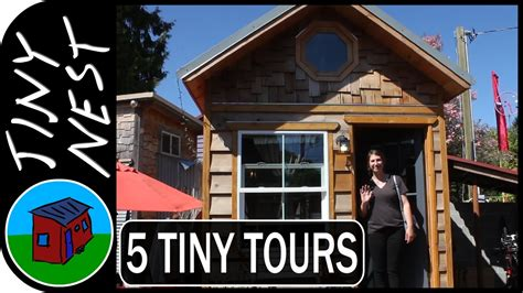 tiny house tours 5 tiny house tours
