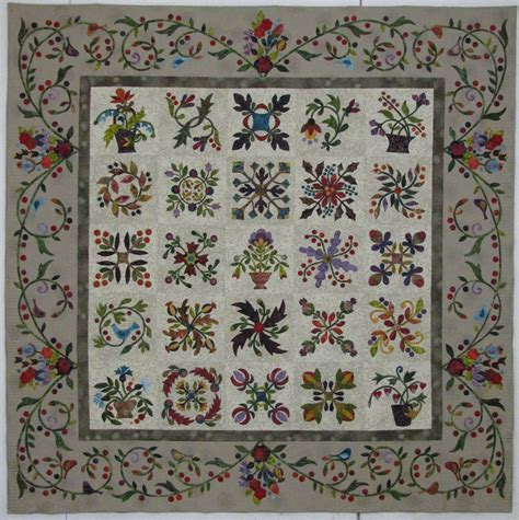 Laundry Baskets Quilts by Edyta Sitar Quilt The Pattern Is Applique Affair By