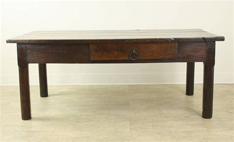 Oak Coffee Tables For Sale Early Oak Coffee Table For Sale At 1stdibs