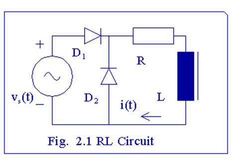 necessity of free wheeling diode half wave rectifier perata setengah gelombang news elektronika