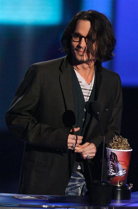 2007 Mtv Awards by Johnny Depp In 2007 Mtv Awards Zimbio