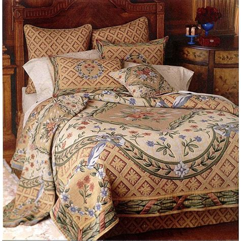 tapestry bedding sets tapestry bedding sets antoinette tapestry chenille