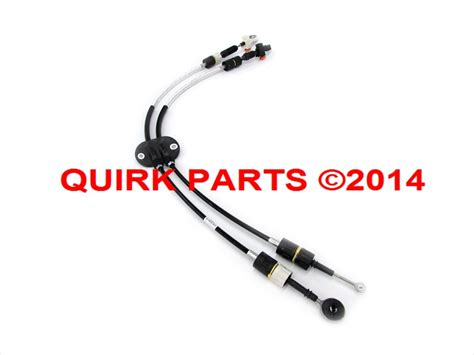 Cl Cable Transmition Ford 1 4 At 2001 2002 ford focus dohc manual transmission shift cable oem new genuine ford 1s4z