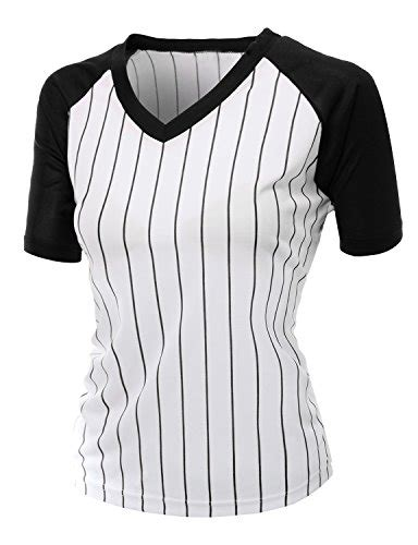Jaket Swerater Baseball Qing Luoc Abu s casual cool max striped sleeve baseball v neck t shirt black size l buy