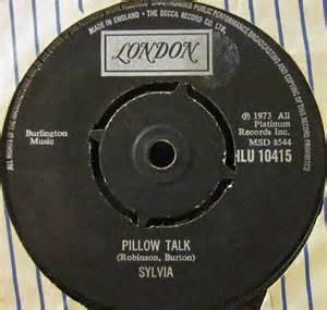 Sylvia Pillow Talk by Sylvia Pillow Talk Records Vinyl And Cds To Find