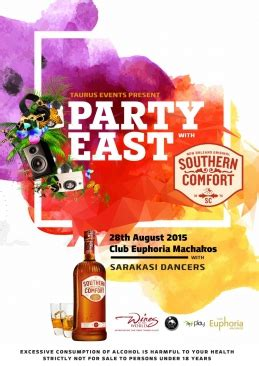 where does southern comfort come from machakos people to enjoy southern comfort this weekend