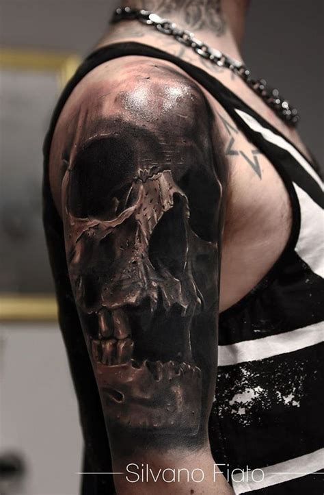 skull tattoos for men sleeves best 25 skull sleeve tattoos ideas on leg